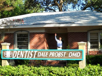 Dale Probst, DMD